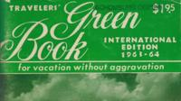A photograph of The Green Book Guide