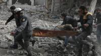 Eastern Ghouta evacuation