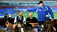 John Fury praises his son and new heavyweight champion of the world Tyson Fury