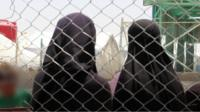 The Islamic State group has said it will try to free women from detention camps in northern Syria.