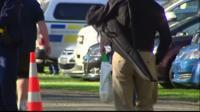 New Zealanders hand back guns