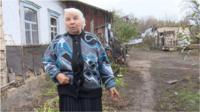 Жители села Павлюковка