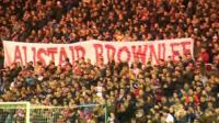 Tributes to Ali Brownlee