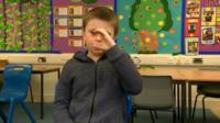 Makaton sign language