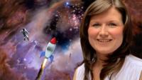 Dr Becky: Your friendly neighbourhood astrophysicist