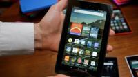 Amazon's new £50 tablet