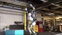 Человекоподобный робот Атлас