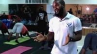 Владелец фитнес-клуба в Нигерии