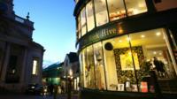 Book Hive bookshop, Norwich