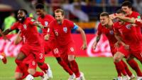 Watch England's historic penalty shootout win in full