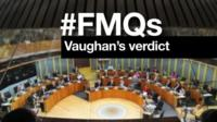 First Minister's Questions: Vaughan's verdict