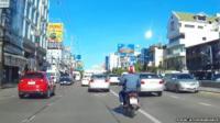 Still from video of 'fireball' seen in Thailand