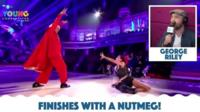 Strictly stars in action
