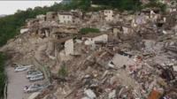 Более 240 человек погибли и более 360 ранены в результате землетрясения, произошедшего в среду в центральной части Италии.