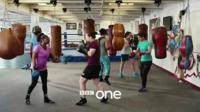 BBC One boxing ident