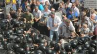 Ukraine crisis - BBC News