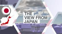 View from Japan graphic