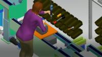 'digital twin' in the Siemens factory