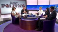 Jo Coburn, Andrew Neil, Emma Reynolds, Priti Patel and James Landale review PMQs