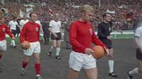 Bobby Moore in 1966 World Cup