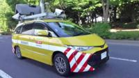 Vehicles kitted out with laser sensors are helping pinpoint problems on the Japanese capital's roads.