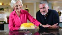 Great British Bake Off on the move