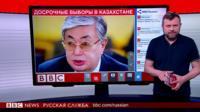 Досрочные выборы в Казахстане