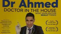 Dr Ahmed tour poster