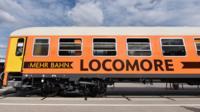 A Locomore train