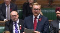 Lloyd Russell-Moyle in the Commons