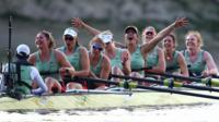 Boat Races: Cambridge women celebrate
