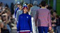 Новую форму для сборной России разработала компания Zasport.