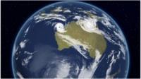 Satellite of Cyclones