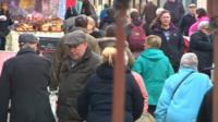 Pontypool market