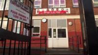 Parkfield Community School in Birmingham