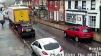Wareham CCTV footage