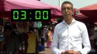 The BBC's Kamal Ahmed