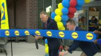 Lidl opening in Richmond, Virginia