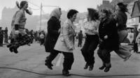 Skipping in Scarborough (1974) - by Homer Sykes