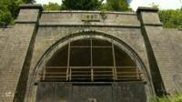 Catesby Tunnel entrance