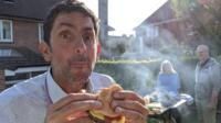 BBC Panorama investigates bug burgers