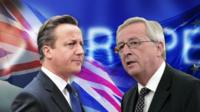 Cameron and Junker