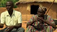 Ghanaian farmers