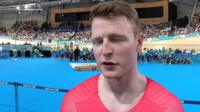 James Ball tells of his double silver delight