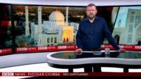 Новая мечеть Кадырова