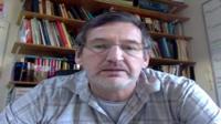 Dr Ian Stimpson