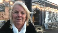 Mary Kavanagh was with her partner Robert on the night of the 2013 Clutha helicopter crash in Glasgow. He was one one of ten people who died in the tragedy.
