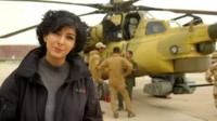 Корреспондент Би-би-си в Мосуле Нафисех Кунавард