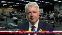 Carwyn Jones 'disappointed' at Rhondda loss