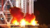 Tiangong 2 blasts off into space